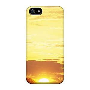 Iphone Cover Case - A Classy Gud Morning Protective Case Compatibel With Iphone 5/5s