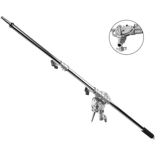Impact Boom Arm (Chrome-plated, 86'') by Impact