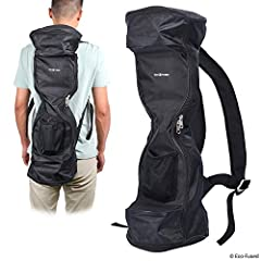 Waterproof Backpack to Carry/Store your drifting board  The backpack is made from strong and durable nylon. It has 2 zippers that give maximum access to the backpack, allowing you to store your drifting board with great ease. The lining of th...