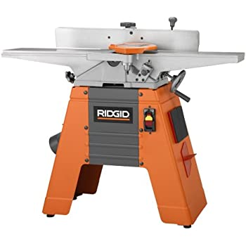 Ridgid Jp0610 Planer 6 1 8 Inch Jointer Power Planers
