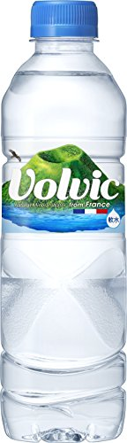 Kirin Volvic (Volvic) 500mlX24 this [regular imported goods] by Volvic