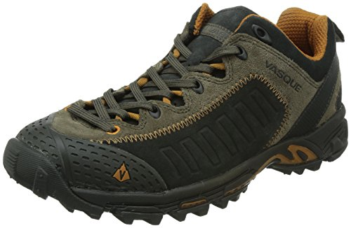 Vasque Men's Juxt Multisport Shoe,Peat/Sudan Brown,12 - Grid Mens Climate