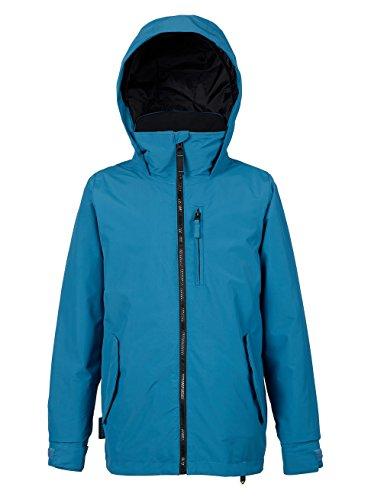 Burton Boy's Tundra Puffy Jacket, Mountaineers/Mountaineers Beast, Small