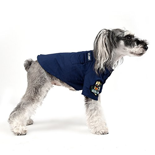 Halloween Costumes Starting With B (Alfie x B.Duck - Asher Military Polo Shirt - Color: Navy, Size:)