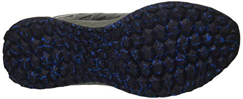 New Balance Men's Kaymin V1 Fresh Foam Trail Running Shoe Pigment/Laser Blue 1.5 D US by New Balance (Image #3)