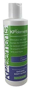 KP Elements Keratosis Pilaris Body Scrub Treatments, 8 fl oz. - All-Natural, Soothing, Healing Ingredients