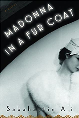 book cover of Madonna in a Fur Coat