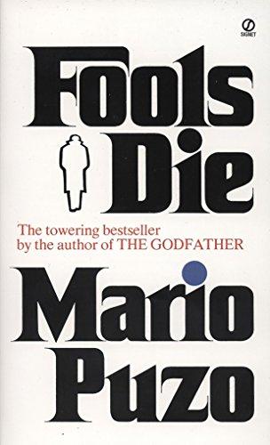 Fools Die by Mario Puzo