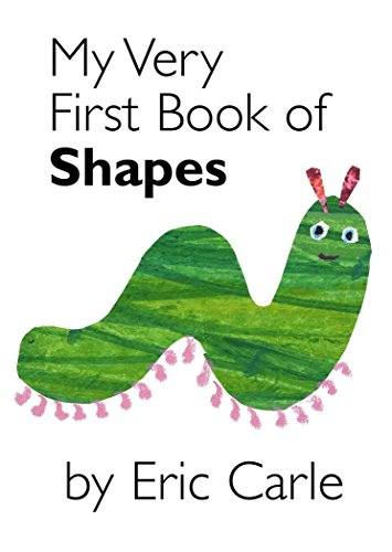 My Very First Book of Shapes Babys Very First Book