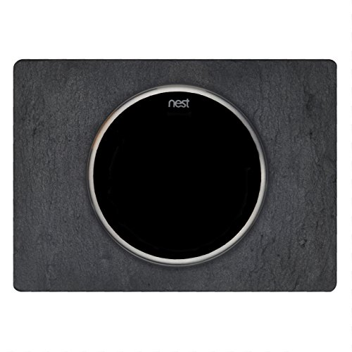 WALL PLATE TRIM KIT FOR THE NEST LEARNING THERMOSTAT Gen 2 3 & (Thermostat Wall Cover Plate)