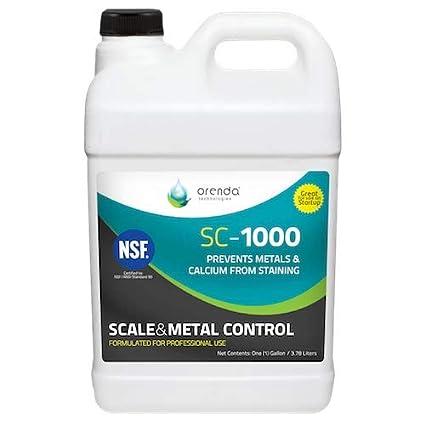 Amazon.com: Orenda sc-1000-gal escala Control y metal ...