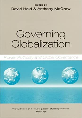 Book Governing Globalization: Power, Authority and Global Governance (2002-12-01)