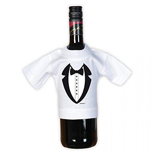 T-Shirt Set mit Minishirt als Geschenk - Fass meine Tochter nicht an - witziges Motivshirt für den besorgten Papa Humor