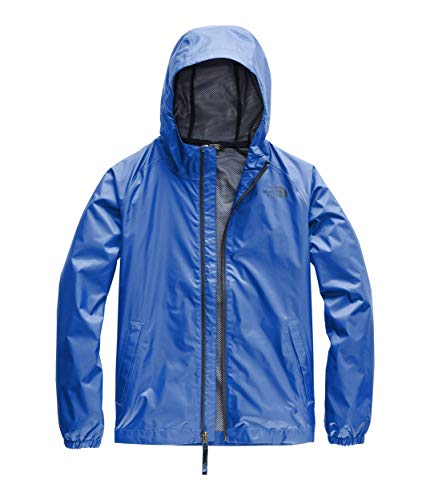 The North Face Kids Boy's Zipline Rain Jacket (Little Kids/Big Kids) Turkish Sea ()