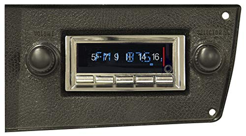 1969-1972 Chevrolet Chevelle Custom Autosound USA-230 AM//FM Stereo Radio 200 watts