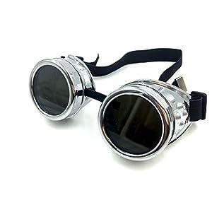 Vintage Steampunk Goggles