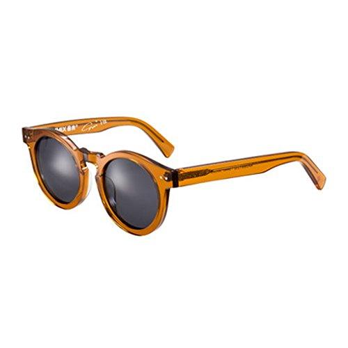 polarisées lunettes Hommes de de polarisant soleil de Groovy ronds conduite verres Ultralight soleil lunettes mode soleil Vintage C Mesdames lunettes rétro FYdxq1vw