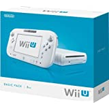 Nintendo Wii U 8GB Basic Pack - White