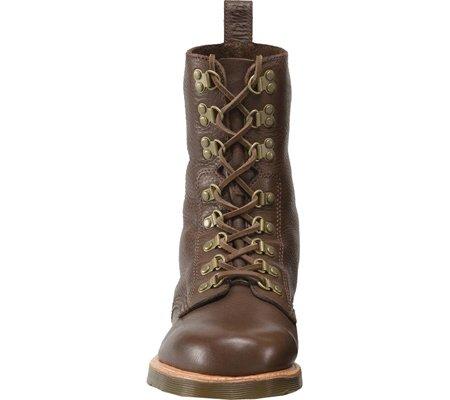 Dr. Martens Mens Wallis Boot Mörkbrun