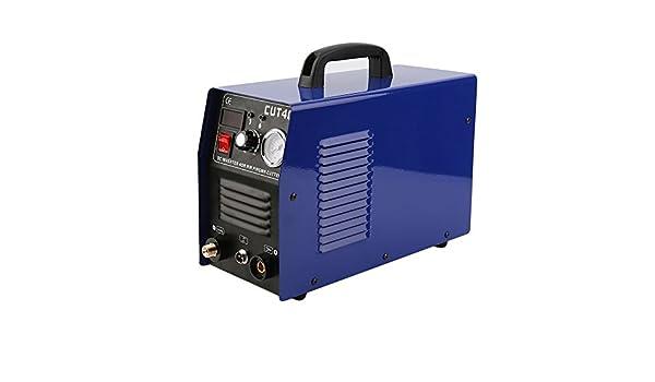 homgrace profesional DC Soldador inverter, 220 V 10 - 40 A soldadura eléctrica cortadora de plasma Aire con pantalla digital, ideal para pequeñas fabbriche ...