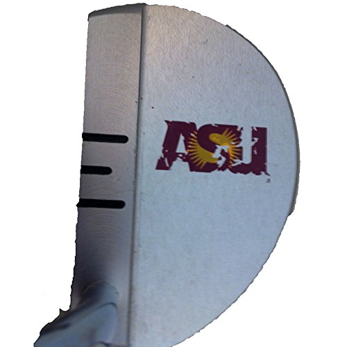 Arizona State Sun Devils Logo Golf Players Performance Right Handed Putter