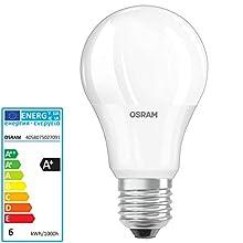 Osram 027091 lámpara LED PARATHOM Classic A, 5,5 W, E27, mate