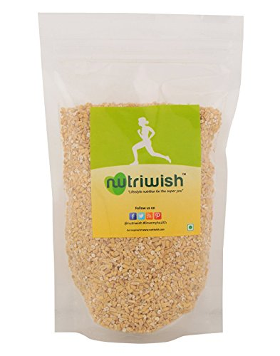 Nutriwish Gluten-Free Steel Cut Oats 750 gm (Healthy Breakfast Food) by Nutriwish