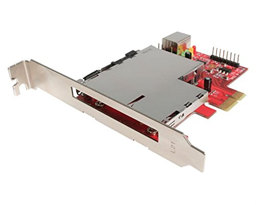 UPC 065030826204, StarTech.com Dual Profile PCI Express to 34mm and 54mm ExpressCard Adapter Card PEX2ECDP