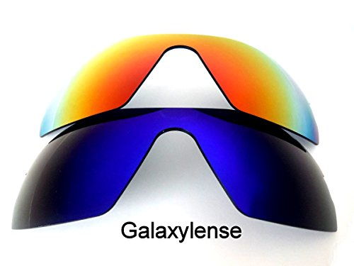 e5decb2cd1 Galaxy Replacement Lenses For Oakley Radar Path Polarized Multiple-Option  Available