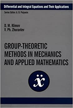 Como Descargar U Torrent Group-theoretic Methods In Mechanics And Applied Mathematics Formato PDF Kindle