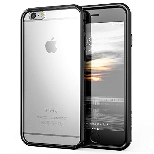 iPhone 6s Case, iPhone 6 Case, Crave Slim Guard Protection Series Case for iPhone 6 6s (4.7 Inch) - Black