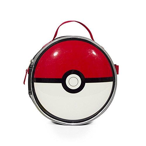 UPD KAC23585698 Pokémon Pokeball Eva Lunch Kit, 8