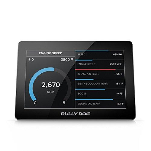 - Bully Dog 40465B GTX Watchdog Gauge Monitor (Optimized for Cummins)