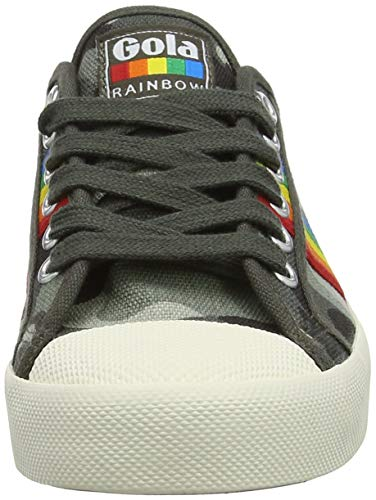 White Baskets Rainbow Multi Blanc Femme Gola Coaster Off 7qXwTaAtR