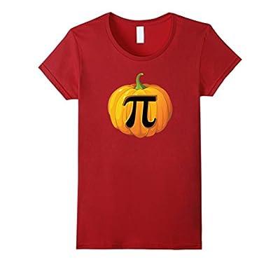 Funny Halloween Math Pun T Shirt | Pumpkin Pi Shirt