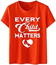 Orange Shirt Day Every Children Matters Residential Schools Orange Shirt Day Shirt 2021 T Shirt Unisex Clothes