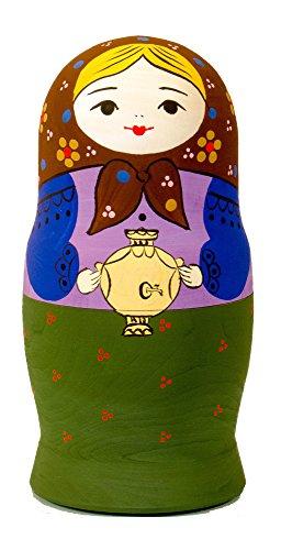 Russian Nesting Doll -