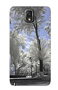 New Snowy Alley Tpu Skin Case Compatible With Galaxy Note 3/ Perfect Design