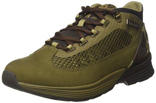 Timberland Herren Kenetic Chukka Boots Grün (Deep Lichen Green)