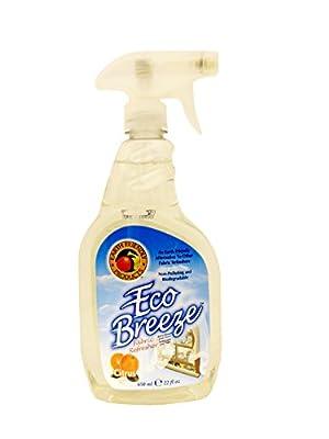 Earth Friendly Eco Breeze Fabric Refresher Citrus -- 22 fl oz