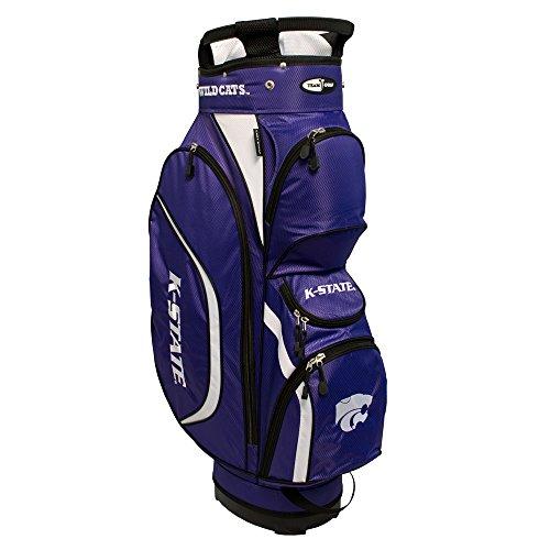 Team Golf NCAA Clubhouse Cart Bag, Kansas State by Team Golf