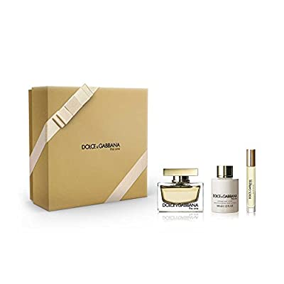 Dolce & Gabbana The One Fragrance Set, 3 Count