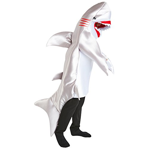 Adult Great White Shark (Great White Shark Costumes)