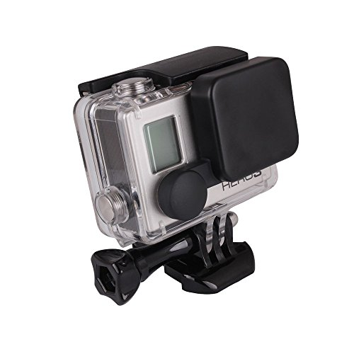 Goliton Black Protective Camera Housing