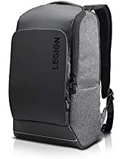 Lenovo Legion 15.6 inch Recon Gaming Backpack GX40S69333, Black, 15.6 inches