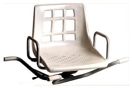 Sgabello Per Vasca Da Bagno Prezzi : Sedia girevole a ° per vasca da bagno amazon salute e cura