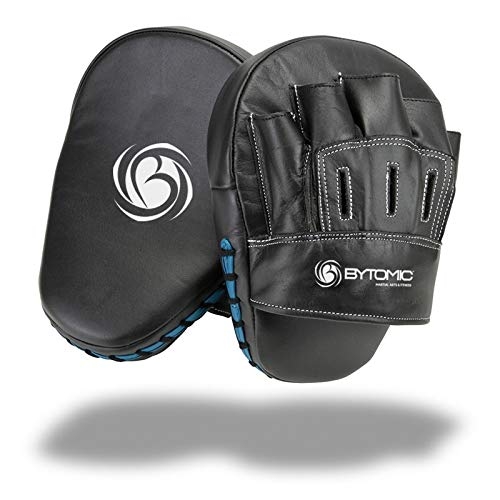 Bytomic Leather Pro Boxing Focus Mitts por Bytomic