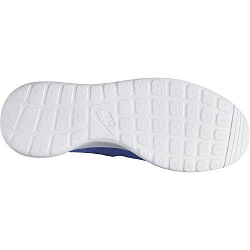 Nike Roshe Tiempo VI Men's Soccer Shoe, 10.5 (Comet Blue/Comet Blue- White)