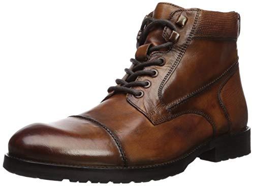 (Kenneth Cole REACTION Men's Brewster Boot B Fashion, Cognac 9 M US)