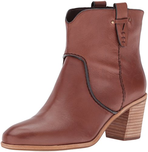 (G.H. Bass & Co. Women's Sophia Ankle Bootie, Whiskey, 8 M US )